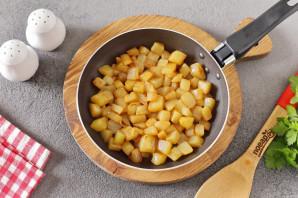 Паштет из кабачков с плавленым сыром - фото шаг 3