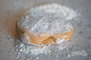 Бездрожжевое тесто для пирожков на воде - фото шаг 5