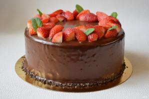 Муссовый торт для начинающих - фото шаг 15