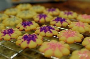 Печенье из шприца - фото шаг 7