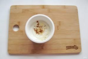 Яичница по-турецки с йогуртом - фото шаг 2