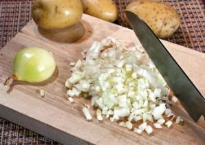 Курник с фаршем и картошкой - фото шаг 3