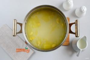 Сливочно-чесночный суп - фото шаг 8