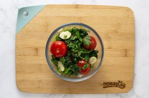 Пряные соленые помидоры - фото шаг 4