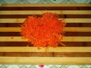 Куриные сердечки с луком и морковью - фото шаг 4