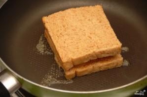 Бутерброд с арахисовым маслом - фото шаг 5