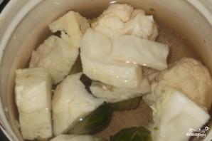 Тушеная тыква с овощами - фото шаг 2