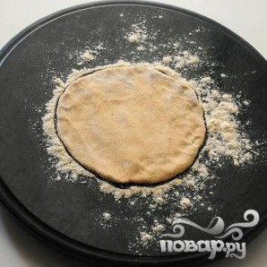 Индийский хлеб - фото шаг 4