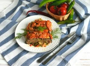 Кебабы в овощах по-турецки - фото шаг 8