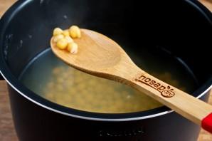 Пряный марокканский суп из нута - фото шаг 2