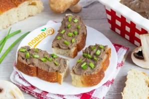 Запеченный печеночный паштет - фото шаг 10