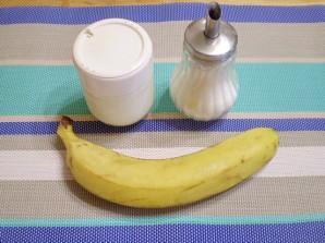 Банановый смузи - фото шаг 1