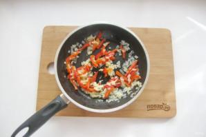 Фунчоза в сливочном соусе - фото шаг 5