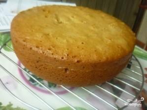 """Торт """"Рыжик"""" в мультиварке - фото шаг 6"""