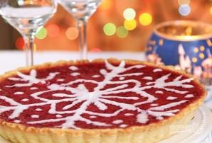 Рождественский пирог - фото шаг 5