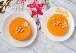Морковное суфле с манкой - фото шаг 7