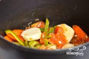 Суп с мясными фрикадельками - фото шаг 9