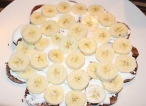 """Торт без выпечки с """"Рафаэлло"""" - фото шаг 4"""