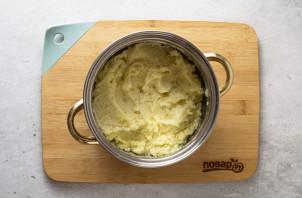 Вегетарианский картофельный рулет