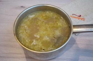Суп гречневый - фото шаг 6
