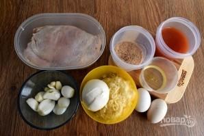 Курица по-итальянски в духовке - фото шаг 1