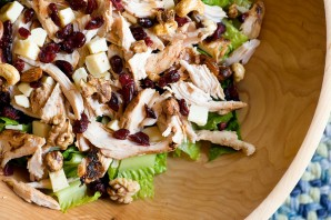 Салат с утиной грудкой - фото шаг 2