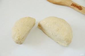 Пирог с капустой и яйцом - фото шаг 9