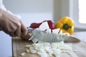 Паэлья вегетарианская - фото шаг 1