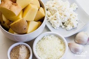 Картофельное пюре в духовке - фото шаг 1