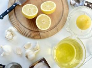Ливанский чесночный соус - фото шаг 1