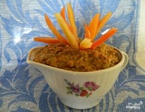 Паштет из говяжей печени с морковью и луком - фото шаг 12