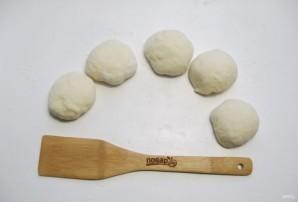 Итальянский хлеб с сыром - фото шаг 3