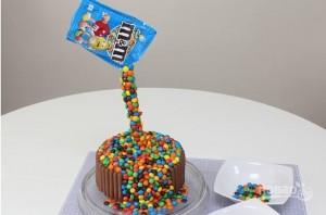 """Торт """"M&M's"""" - фото шаг 7"""