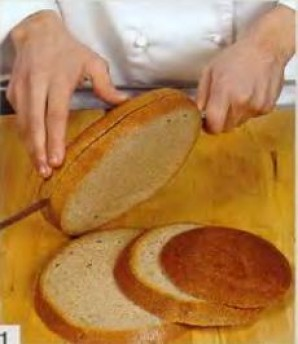 Закусочный торт для мужчин - фото шаг 1