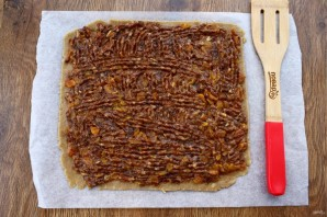 Ржаное пирожное постное - фото шаг 6