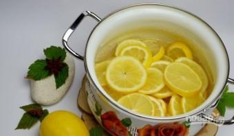 Варенье из лимонов и имбиря - фото шаг 4