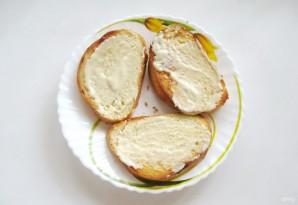 Горячие бутерброды с куриной грудкой - фото шаг 3