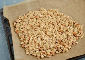 Запеченные мюсли с орехом - фото шаг 5