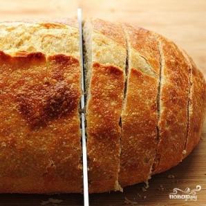 Хлеб с артишоками, сыром и чесноком - фото шаг 5