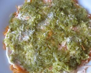 Салат с куриной ветчиной - фото шаг 2
