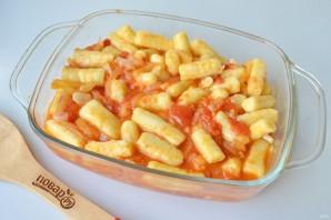 Запеченные картофельные ньокки - фото шаг 8
