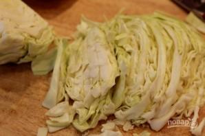 Квашеная капуста (рецепт в банке) - фото шаг 1