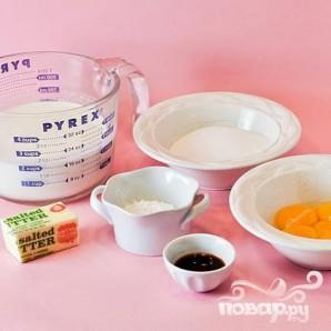 Фруктово-ягодный тарт - фото шаг 4