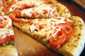 Пицца без дрожжей на молоке - фото шаг 6