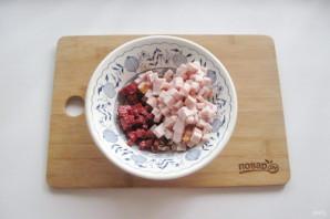 Солянка с солеными грибами - фото шаг 6
