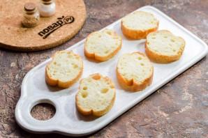 Бутерброды с селедкой и киви - фото шаг 2