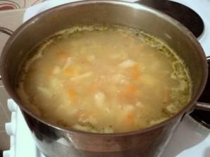 Суп без мяса - фото шаг 5