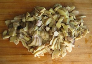 Картофельные биточки с грибами - фото шаг 2