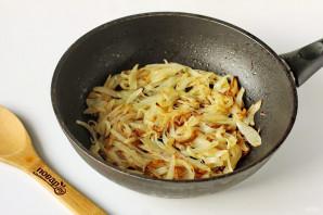 Жареные кальмары в соевом соусе - фото шаг 5