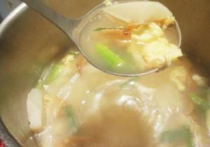 Суп из вяленой рыбы - фото шаг 3